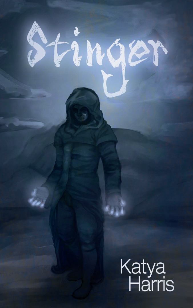 Stinger - cover FINAL